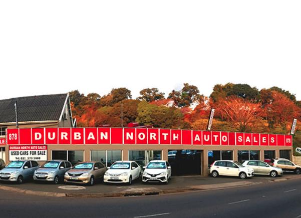DURBAN NORTH AUTO SALES