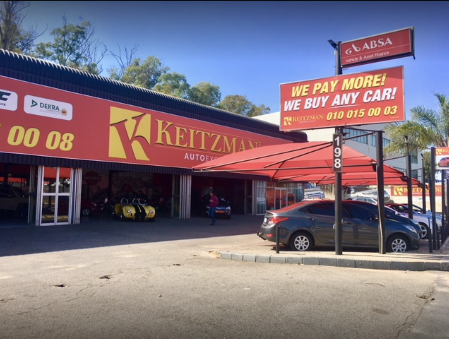 Keitzman Auto Exchange