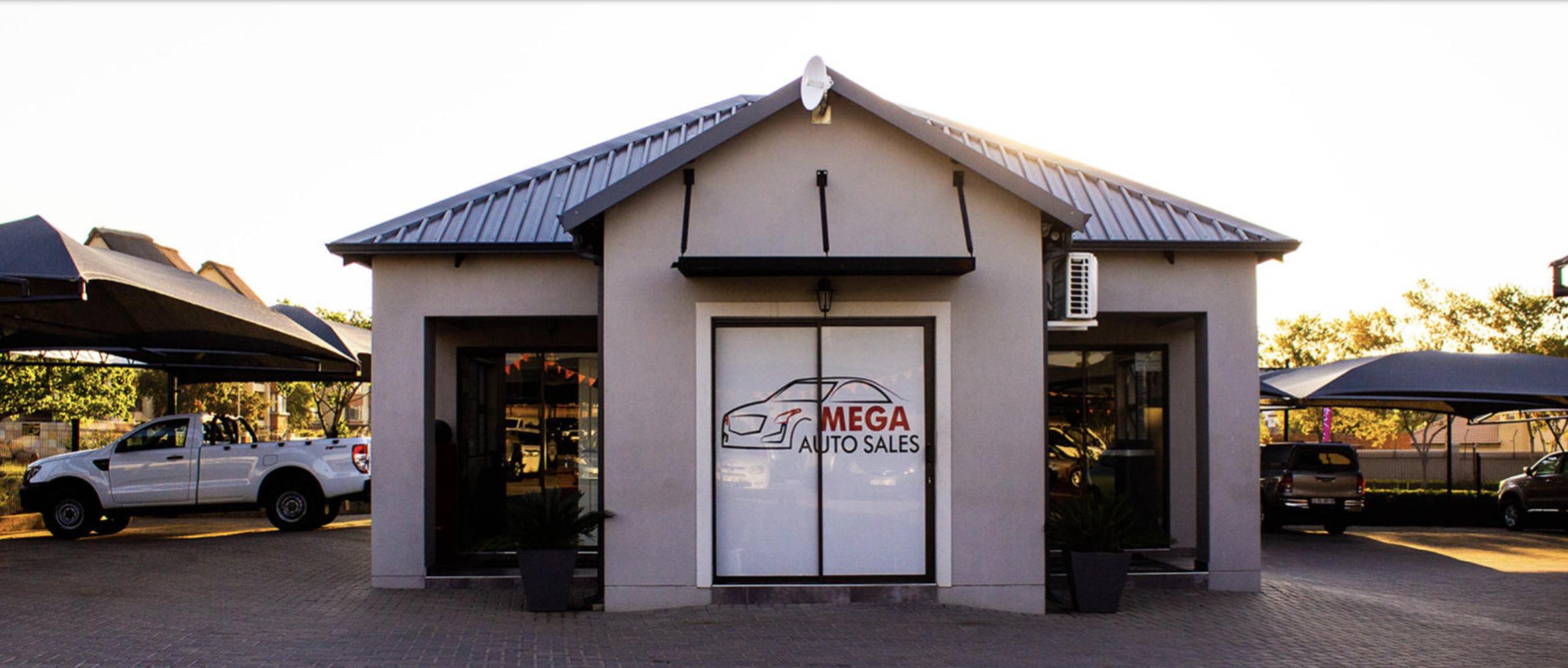mega auto sales