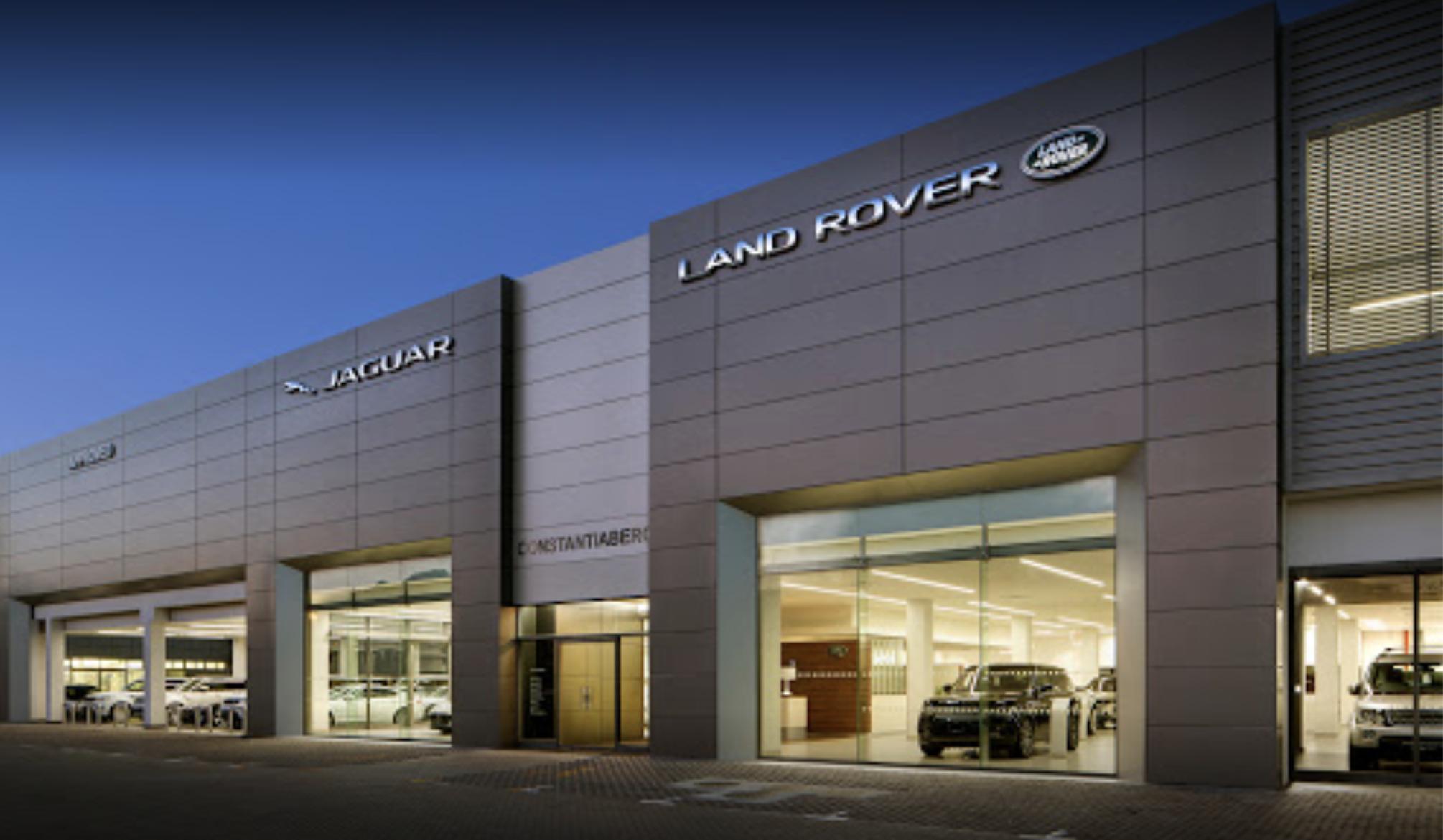 Land Rover Constantiaberg