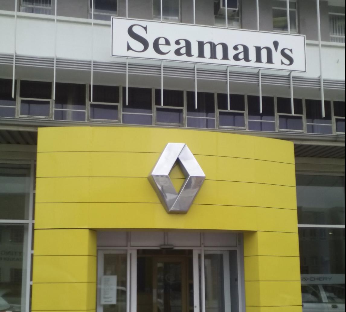 Seamans Renault