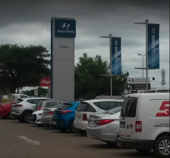 Hyundai Zambesi