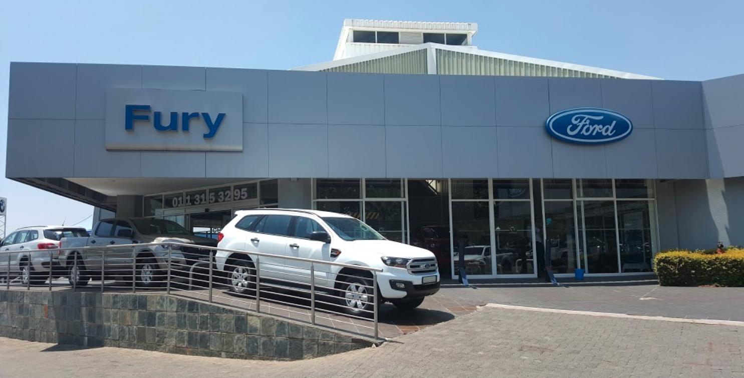 Fury Ford Midrand