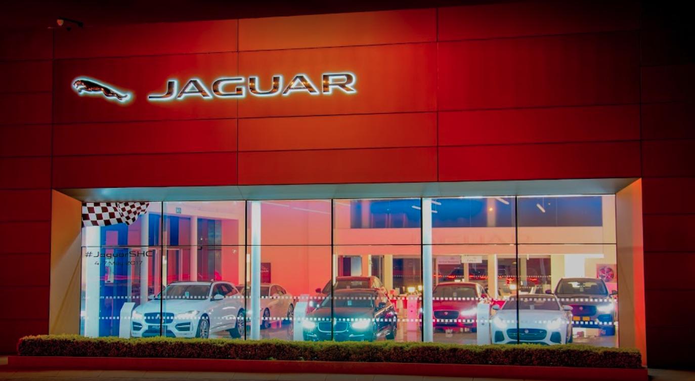 Jaguar Land Rover West Rand