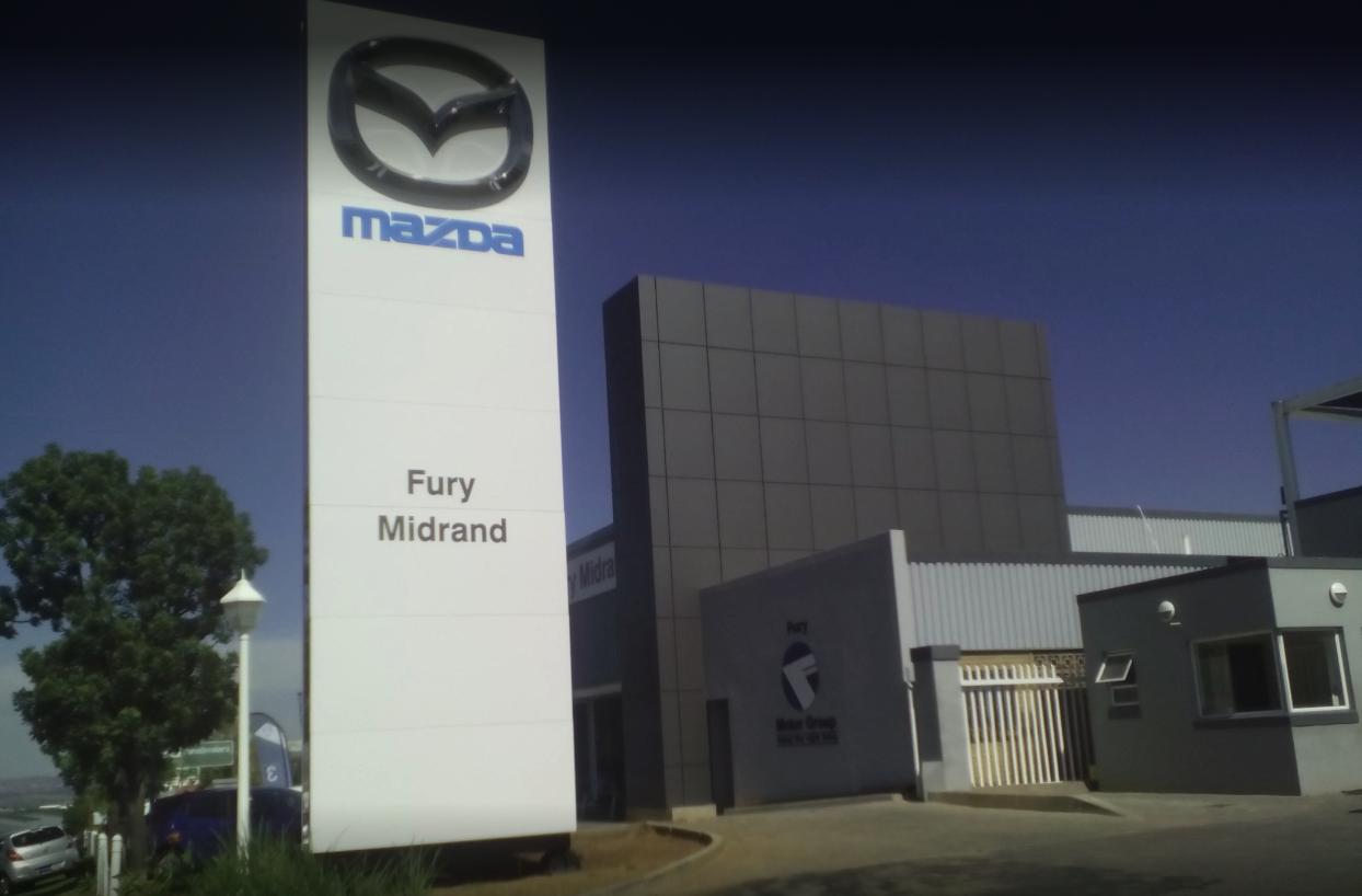 Mazda Midrand