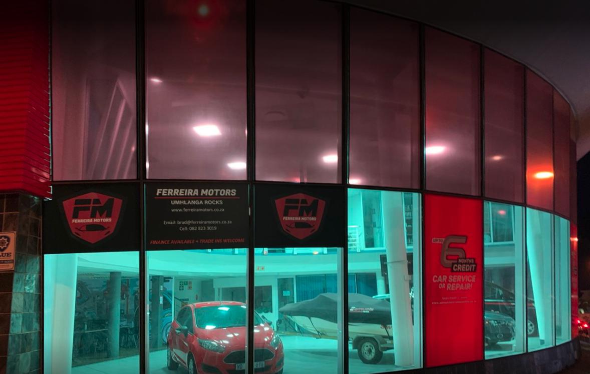 Ferreira Motors