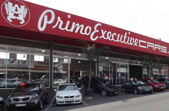 Primo Executive Cars